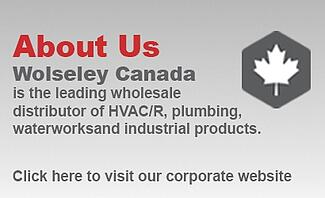 about us wolseley canada