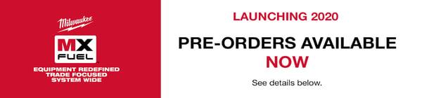pre order graphic